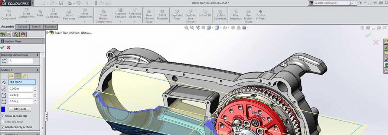Bilgisayar Destekli 3 Boyutlu Tasarım (Solidworks)