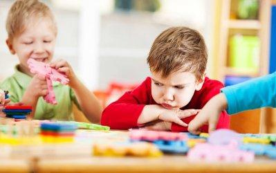Çocuklarda Uyum Problemleri
