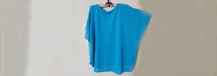 Kadın Tişört Dikimi