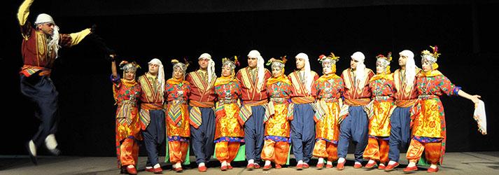 Türk Halk Oyunları