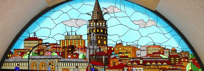 Mozaik ve Vitray
