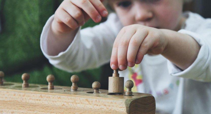Montessori Materyalleri Yapımı