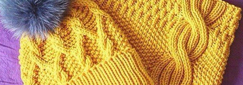 Şiş Örgü Şapka