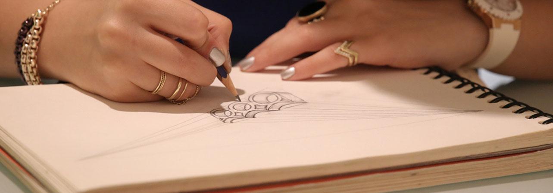 Takı Çizimi ve Üretimi
